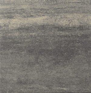 60Plus Soft Comfort 60x60x4cm zwart/grijs