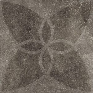 Solostone 70x70x3.2cm Hormigon Antracite Butterfly vtwonen