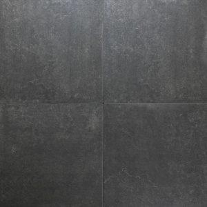 'TRE' Modena Sasso Nero 60x60x3cm keramische buitentegels