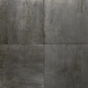 'TRE' Ferro Grigio 60x60x3cm