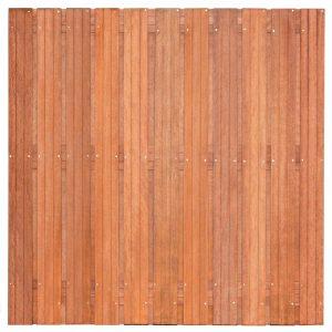 Tuinscherm Hoorn 180x180cm