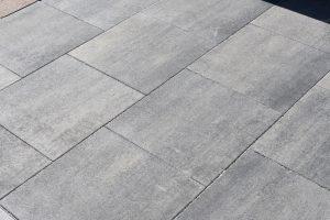 Soft Comfort 50x50x4cm grijs/zwart