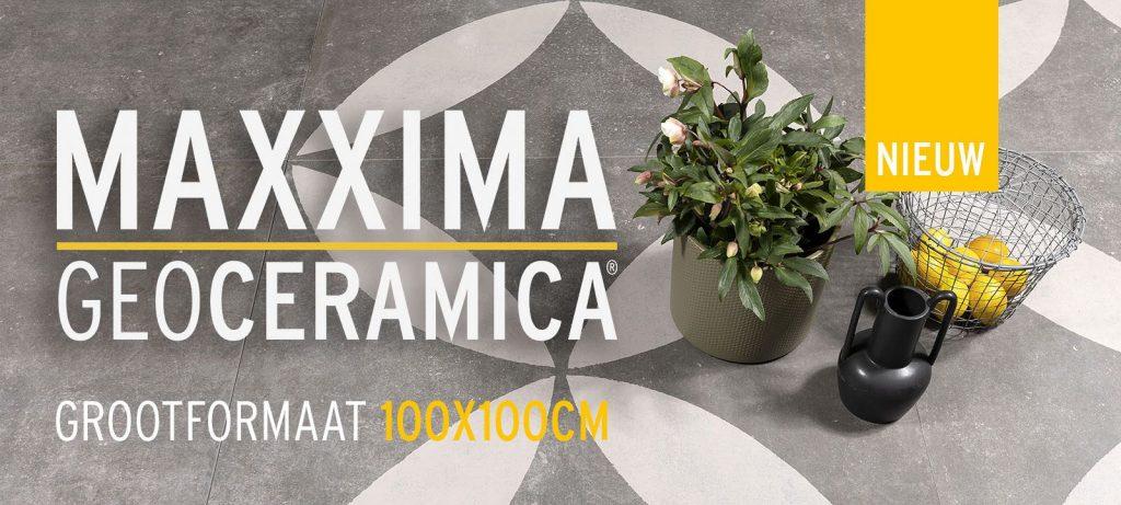 Maxxima GeoCeramica 100x100cm